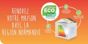 eco cheque energetique normandie, rénovation énergétique, audit énergétique